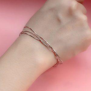 New 925 sterling silver bracelet